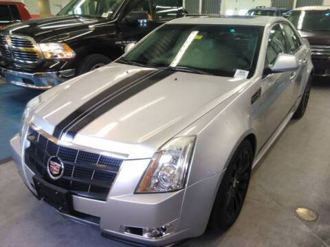 2010 Cadillac CTS for sale at Cj king of car loans/JJ's Best Auto Sales in Troy MI