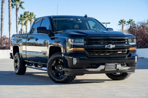 2017 Chevrolet Silverado 1500 for sale at Euro Auto Sales in Santa Clara CA