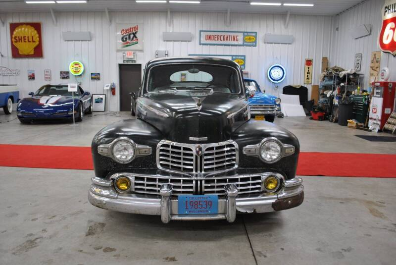 1946 Lincoln Coupe Patina Restomod for sale at Masterpiece Motorcars in Germantown WI