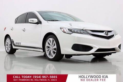2018 Acura ILX for sale at JumboAutoGroup.com in Hollywood FL