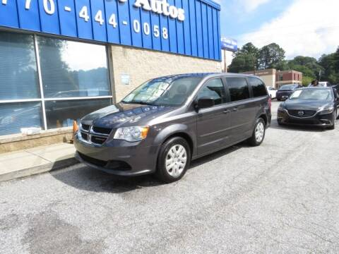 2016 Dodge Grand Caravan for sale at Southern Auto Solutions - 1st Choice Autos in Marietta GA