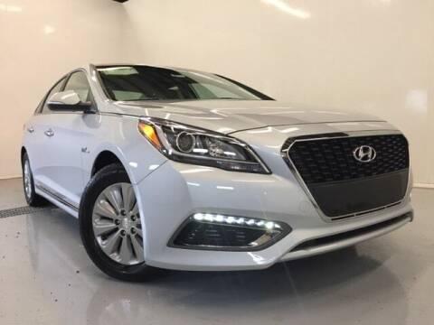 2017 Hyundai Sonata Hybrid for sale at Shults Hyundai in Lakewood NY