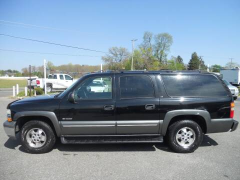 2000 Chevrolet Suburban for sale at All Cars and Trucks in Buena NJ