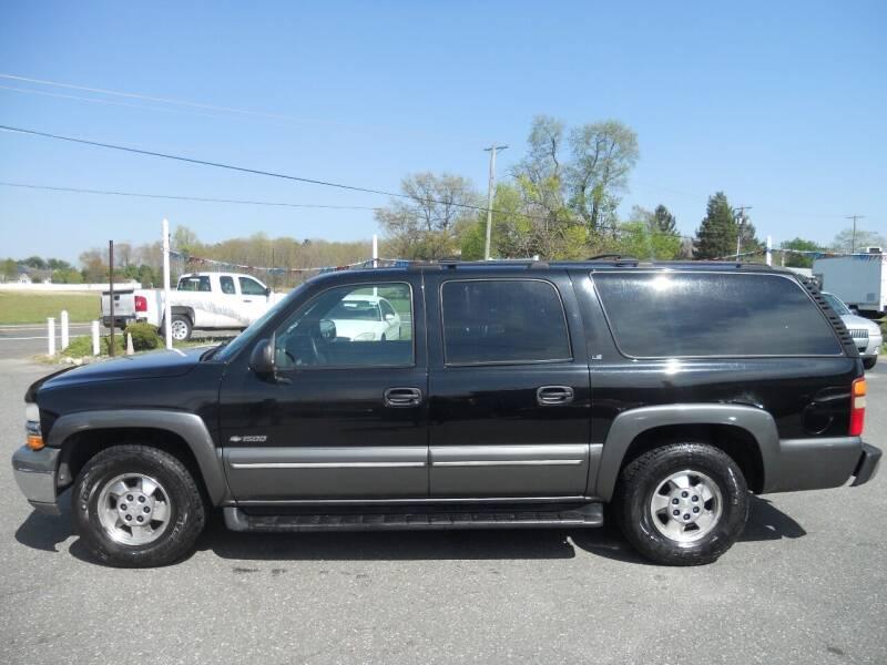 2000 Chevrolet Suburban for sale in Buena, NJ