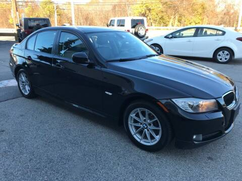 2010 BMW 3 Series for sale at Atlantic AutoCenter in Cranston RI