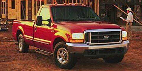 1999 Ford F-250 Super Duty for sale at QUALITY MOTORS in Salmon ID
