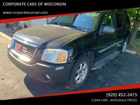 2005 GMC Envoy XL for sale at CORPORATE CARS OF WISCONSIN in Sheboygan WI