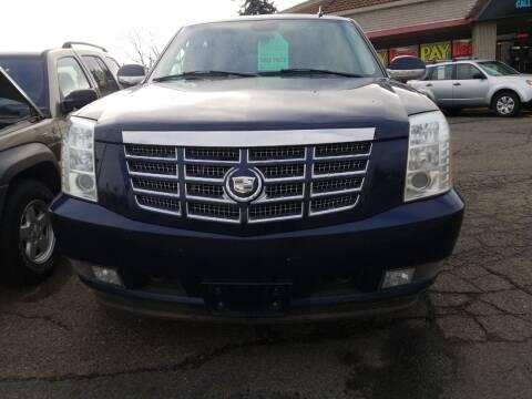 2007 Cadillac Escalade for sale at 2 Way Auto Sales in Spokane Valley WA
