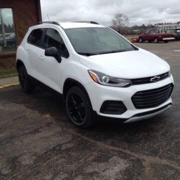 2021 Chevrolet Trax for sale at Melton Chevrolet in Belleville KS