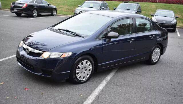 2011 Honda Civic for sale at SEIZED LUXURY VEHICLES LLC in Sterling VA