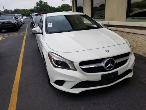 2014 Mercedes-Benz CLA for sale at Smart Chevrolet in Madison NC