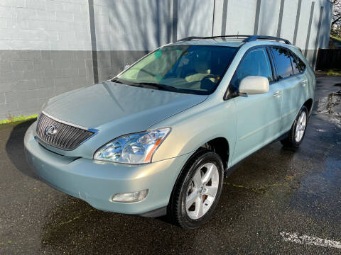 2004 Lexus RX 330 for sale at APX Auto Brokers in Lynnwood WA
