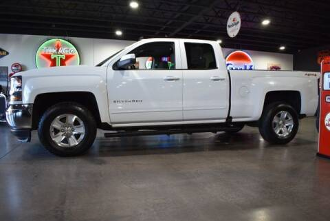 2017 Chevrolet Silverado 1500 for sale at Choice Auto & Truck Sales in Payson AZ