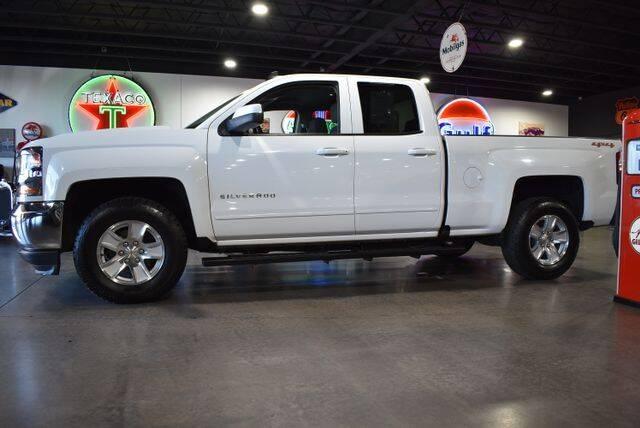 2017 Chevrolet Silverado 1500 for sale at Choice Auto & Truck Sales in Payson AZ
