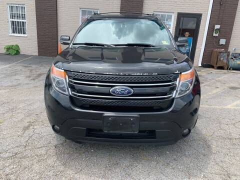 2012 Ford Explorer for sale at A & R Motors in Richmond VA