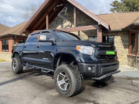 2016 Toyota Tundra for sale at Auto Solutions in Maryville TN