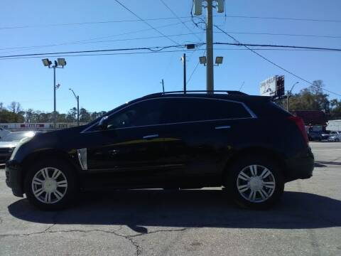 2014 Cadillac SRX for sale at Castle Used Cars in Jacksonville FL