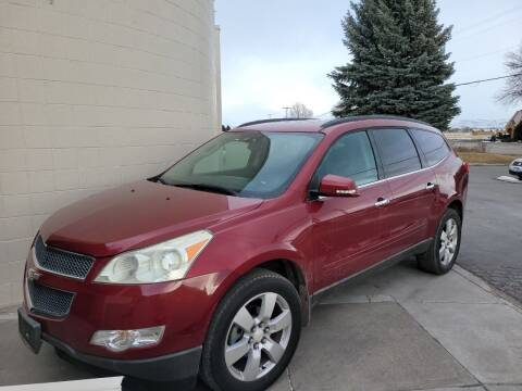2010 Chevrolet Traverse for sale at Revolution Auto Group in Idaho Falls ID