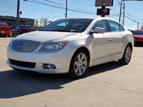 2011 Buick LaCrosse for sale at Best Auto Sales LLC in Auburn AL