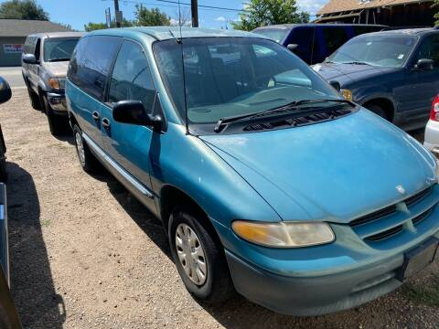 1996 Dodge Caravan for sale at Fast Vintage in Wheat Ridge CO
