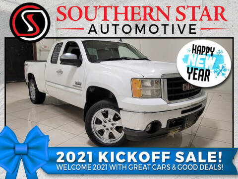 2011 GMC Sierra 1500 for sale at Southern Star Automotive, Inc. in Duluth GA