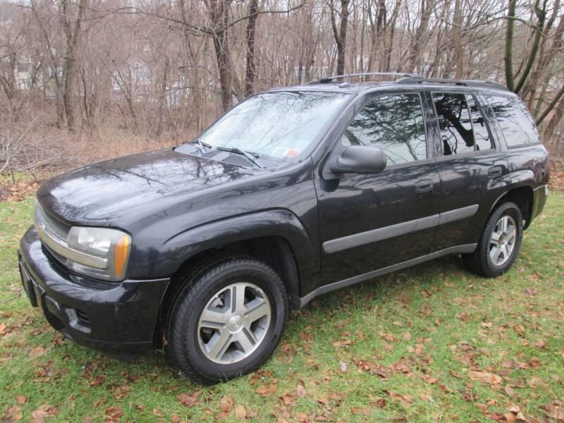 2005 Chevrolet TrailBlazer for sale at Peekskill Auto Sales Inc in Peekskill NY