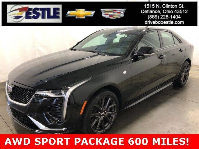2020 Cadillac CT4 for sale in Defiance, OH