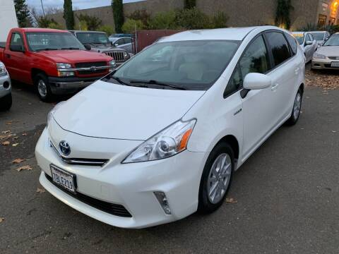 2013 Toyota Prius v for sale at C. H. Auto Sales in Citrus Heights CA