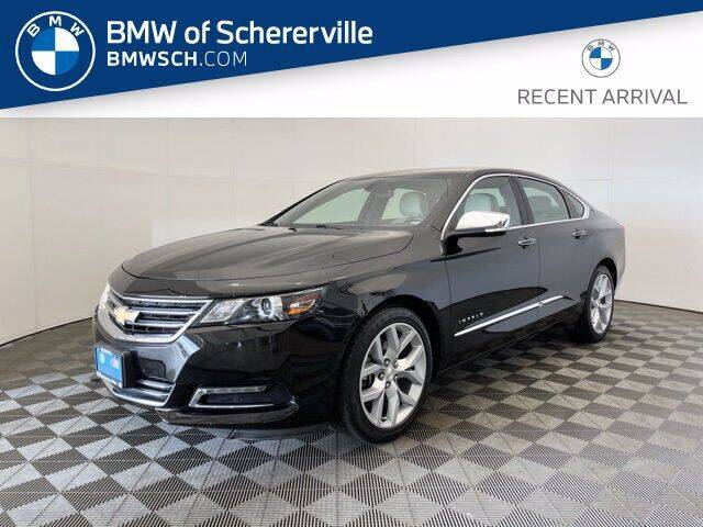 2018 Chevrolet Impala for sale at BMW of Schererville in Shererville IN