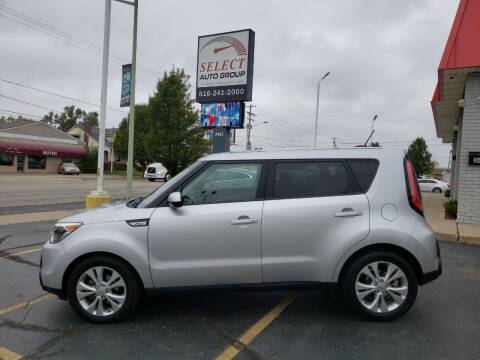 2015 Kia Soul for sale at Select Auto Group in Wyoming MI