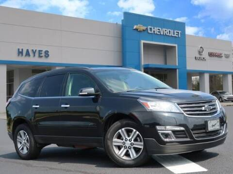 2015 Chevrolet Traverse for sale at HAYES CHEVROLET Buick GMC Cadillac Inc in Alto GA