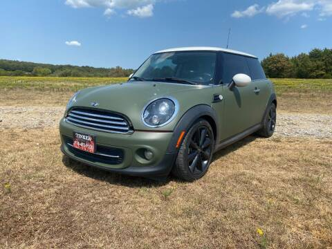 2013 MINI Hardtop for sale at TINKER MOTOR COMPANY in Indianola OK