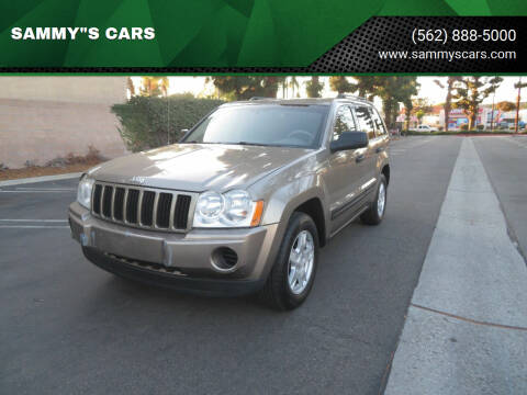"""2006 Jeep Grand Cherokee for sale at SAMMY""""S CARS in Bellflower CA"""