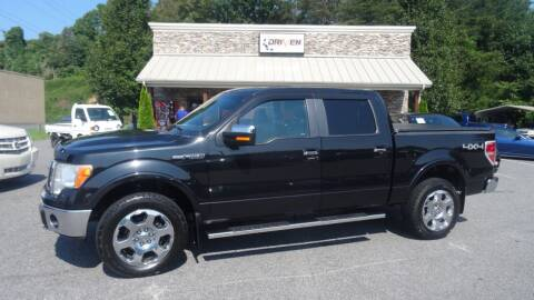 2010 Ford F-150 for sale at Driven Pre-Owned in Lenoir NC