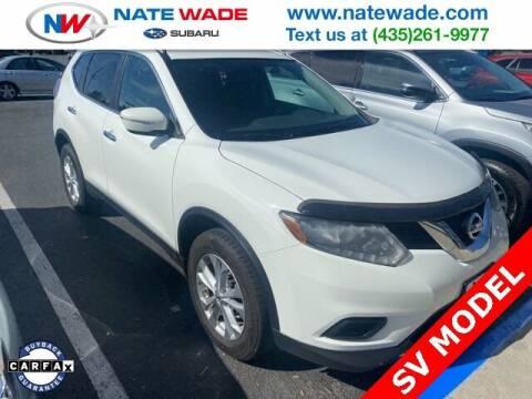 2015 Nissan Rogue for sale at NATE WADE SUBARU in Salt Lake City UT