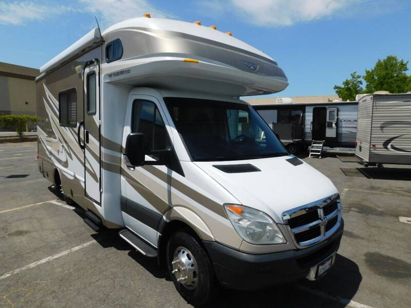 2009 Fleetwood PULSE 24A for sale at Gold Country RV in Auburn CA