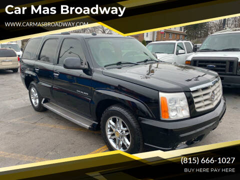 2005 Cadillac Escalade for sale at Car Mas Broadway in Crest Hill IL