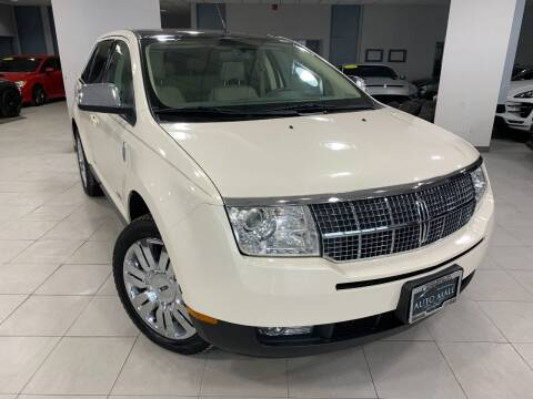 2008 Lincoln MKX for sale at Auto Mall of Springfield in Springfield IL