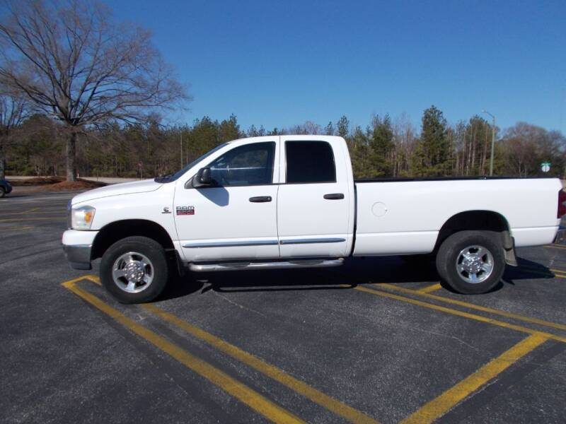 2008 Dodge Ram Pickup 2500 for sale at A & P Automotive in Montgomery AL