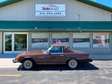 1980 Mercedes-Benz 450-Class for sale at AutoSmart in Oswego IL