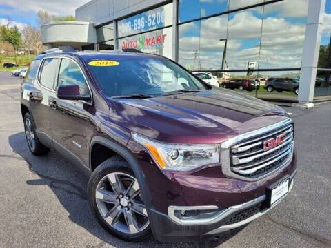 2018 GMC Acadia for sale at Auto Smart of Pekin in Pekin IL
