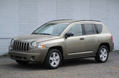 2007 Jeep Compass for sale at Kohmann Motors & Mowers in Minerva OH