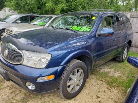 2004 Buick Rainier for sale at Northwoods Auto & Truck Sales in Machesney Park IL