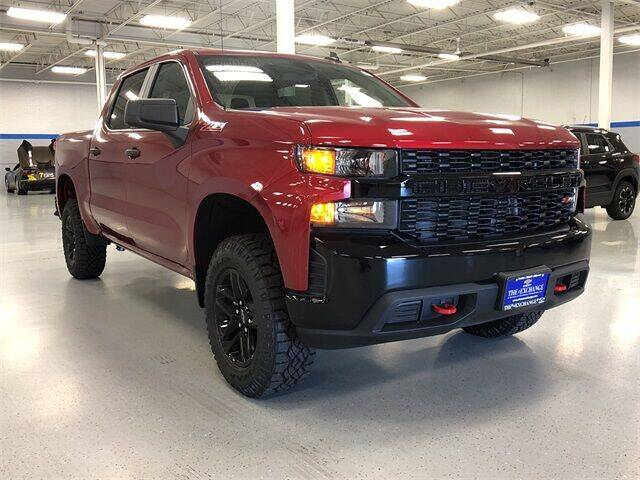 2021 Chevrolet Silverado 1500 for sale in Lake Bluff, IL