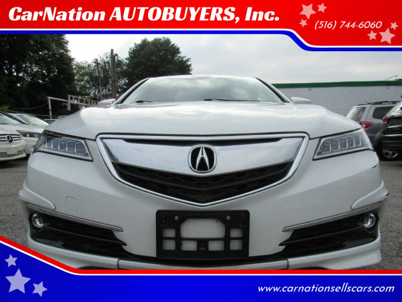 2015 Acura TLX for sale at CarNation AUTOBUYERS, Inc. in Rockville Centre NY