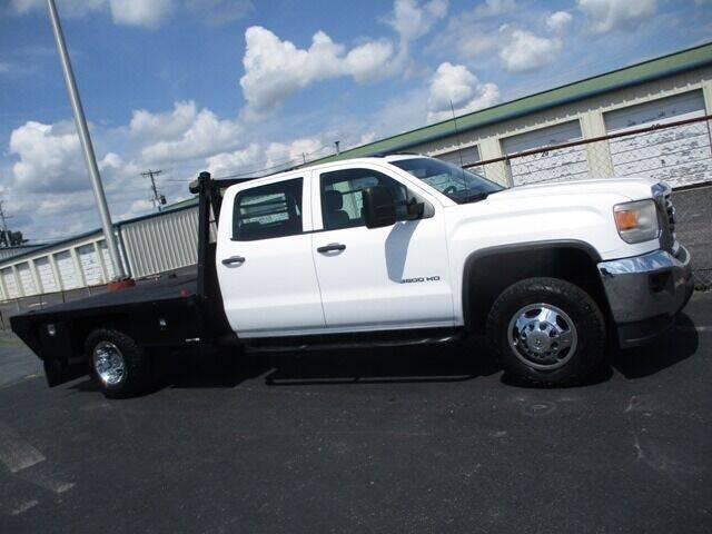 2015 GMC Sierra 3500HD for sale at GOWEN WHOLESALE AUTO in Lawrenceburg TN