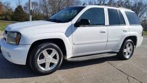 2008 Chevrolet TrailBlazer for sale at Superior Auto Sales in Miamisburg OH