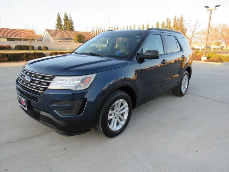 2016 Ford Explorer for sale at Repeat Auto Sales Inc. in Manteca CA