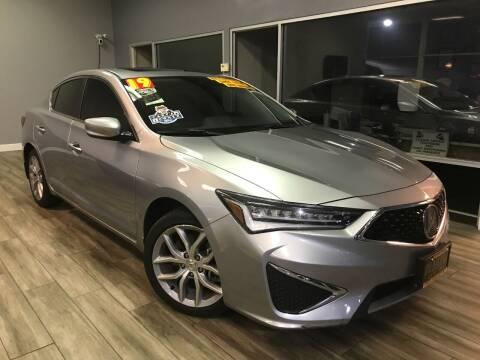 2019 Acura ILX for sale at Golden State Auto Inc. in Rancho Cordova CA
