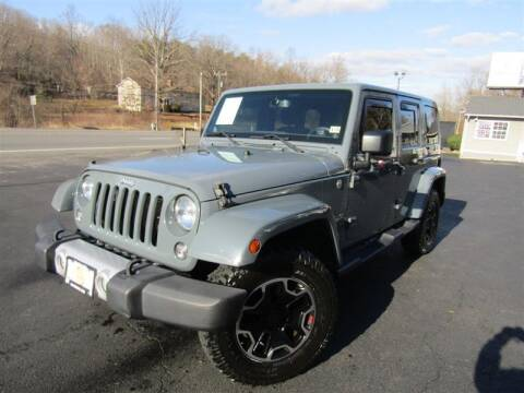 2014 Jeep Wrangler Unlimited for sale at Guarantee Automaxx in Stafford VA